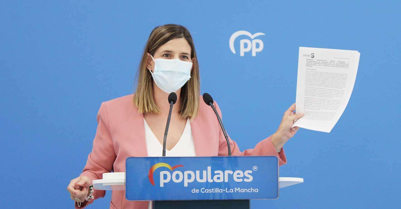 """Agudo: """"El PSOE de Page se desdice al votar en contra de la propuesta del PP-CLM para reducir las listas de espera sanitarias"""""""