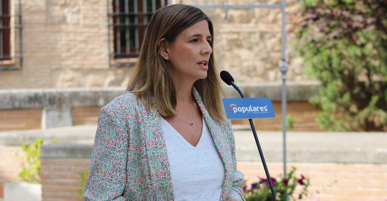Agudo recomienda a Page que aprenda de Fernández Mañueco que ha reunido a todos los grupos políticos para llegar a un acuerdo y defender los intereses de sus vecinos