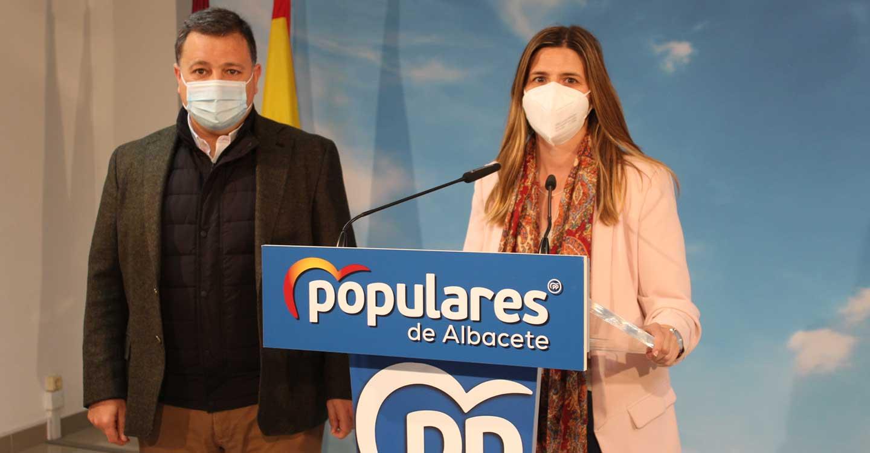 """Agudo pide explicaciones por el viaje turístico de García-Page a Canarias y reclama """"menos socialismo y más libertad para Castilla-La Mancha"""""""