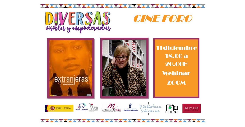 AIETI organiza el ciclo de cine 'No multipliques la discriminación', con la participación de la directora Helena Taberna