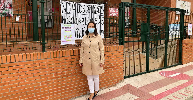 Hernández critica que Tofiño pretenda amortizar nueve plazas de personal de las Escuelas Municipales Infantiles de Illescas