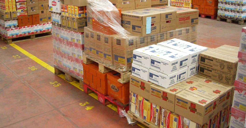 El Ministerio de Agricultura, Pesca y Alimentación distribuye más de 1,1 millones de kilos de alimentos entre 62.800 personas desfavorecidas en Castilla-La Mancha