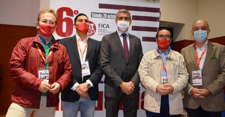 Álvaro Gutiérrez aboga por la unidad y apoyar a la industria como sector estratégico para la recuperación