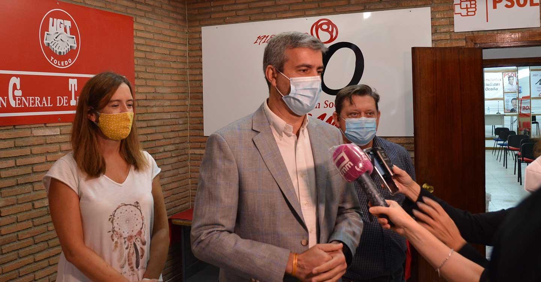 Álvaro Gutiérrez pide a Núñez que haga caso a sus compañeros de Madrid y deje de politizar con el virus