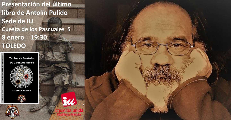 Antolín Pulido presenta su libro