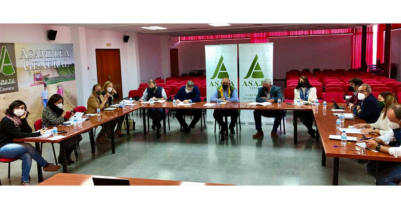 ASAJA CLM acuerda reanudar movilizaciones para exigir medidas en defensa del sector productor