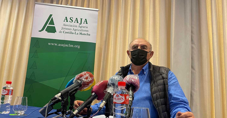 El secretario general de ASAJA CLM marca las líneas rojas de la organización agraria