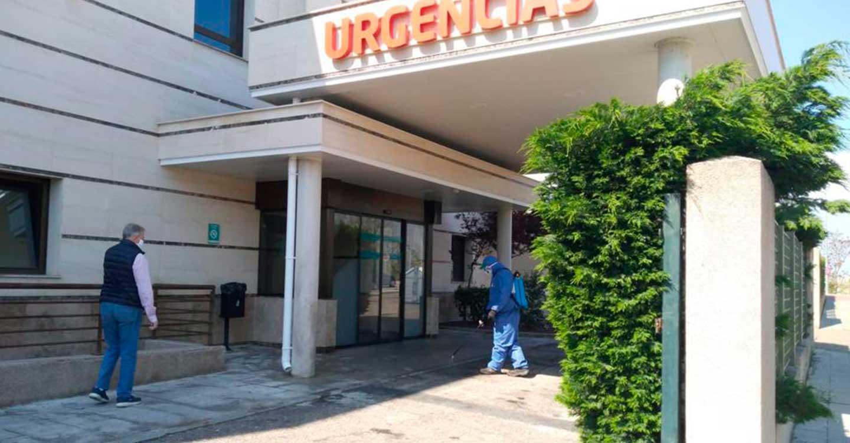 El Ayuntamiento de Toledo acomete actuaciones de desinfección en la vía pública con especial atención a las zonas más transitadas