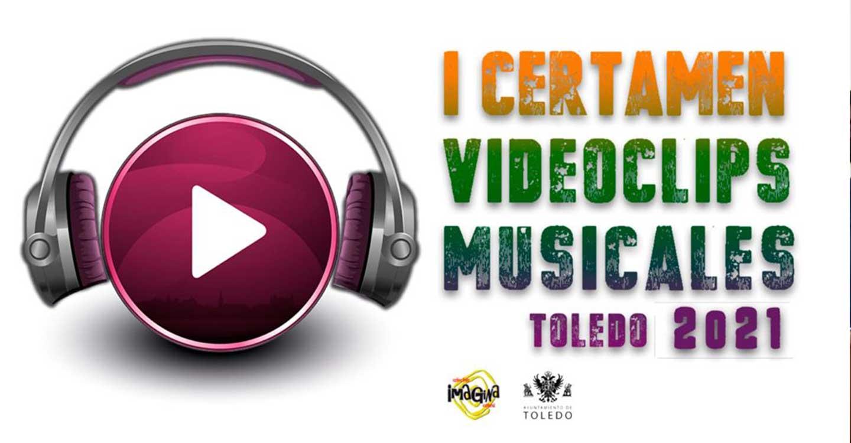 El Ayuntamiento de Toledo promueve el I Certamen de Videoclips con el fin de potenciar la creación musical y audiovisual entre los toledanos