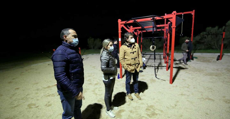 El Ayuntamiento de Toledo ilumina zonas recreativas del barrio de Valparaíso atendiendo a criterios de sostenibilidad y eficiencia energética