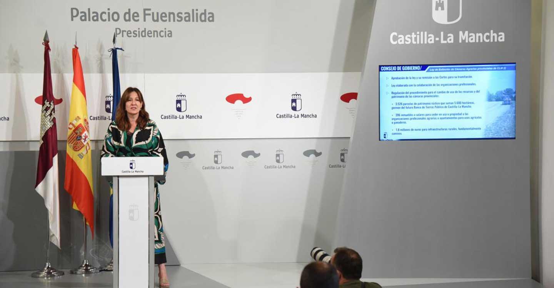 El Gobierno de Castilla-La Mancha aprueba el proyecto de Ley de Extinción de Cámaras Agrarias Provinciales de Castilla-La Mancha y su remisión a las Cortes
