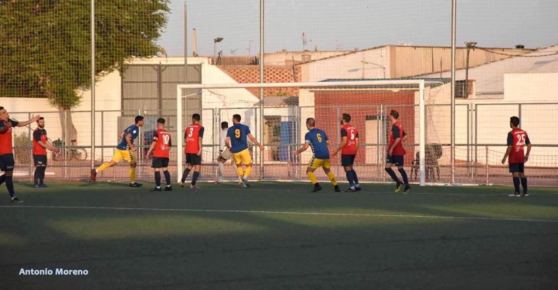 El CD Villa se proclamó campeón del Trofeo de Vendimia que disputó contra el favorito al ascenso a Tercera Nacional, el temido CF La Solana