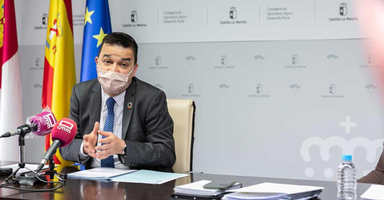 Castilla-La Mancha recibe 16,7 millones de euros para que el sector vitivinícola pueda seguir modernizándose y ser motor de desarrollo