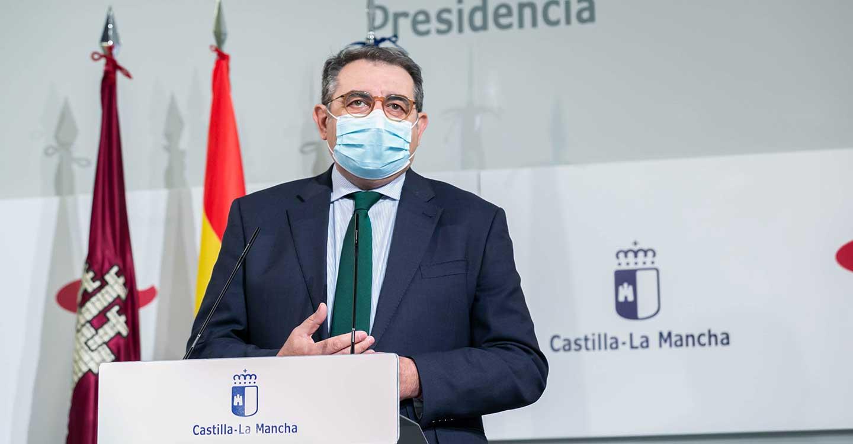Castilla-La Mancha se encuentra por debajo de la media nacional en Incidencia Acumulada a 14 días y en nivel de hospitalizados por COVID