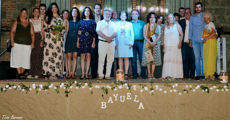 Castillo de Bayuela entregará este sábado los IX Premios Deza de poesía