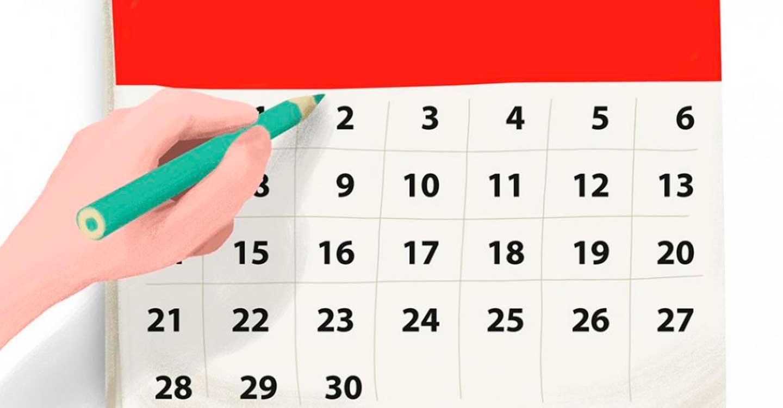 CCOO plantea alternativas al calendario escolar propuesto por Educación para el curso 2021/22, muy desequilibrado por su subordinación a las festividades religiosas