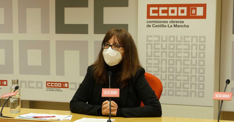 CCOO CLM pide una reunión con la consejera de Bienestar Social ante la preocupante situación de las personas más vulnerables