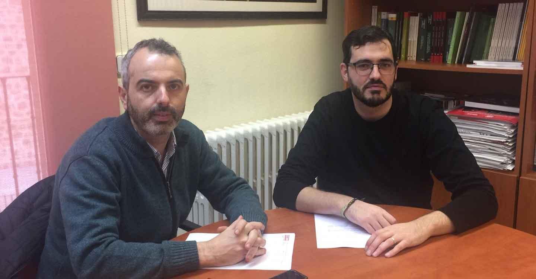 CCOO-Toledo y Aidiscam-Toledo lucharán juntos para defender los derechos laborales y el acceso al empleo de las personas con discapacidad