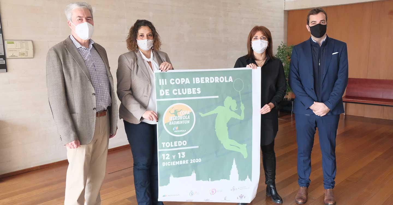 La ciudad de Toledo albergará este fin de semana a los mejores equipos de bádminton femenino de España