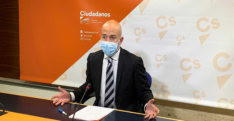 Ciudadanos exige a García-Page un