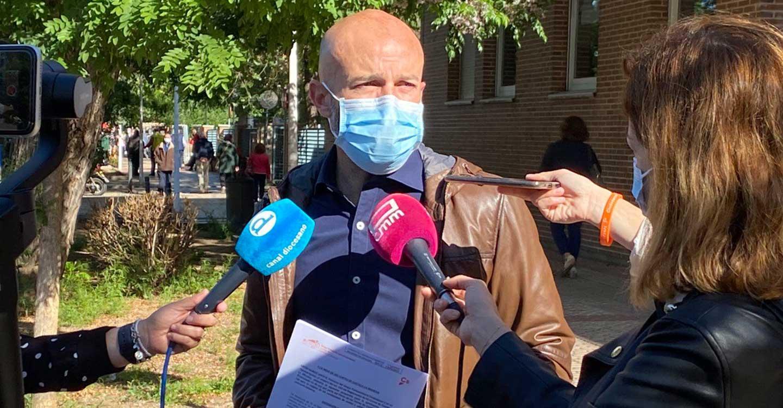 Ciudadanos exigirá en las Cortes que la Junta elimine la limitación de visitas a las residencias