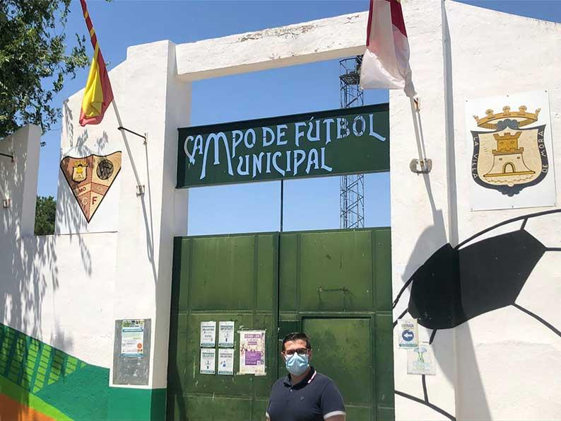 Ciudadanos impugna el nombramiento del secretario interventor y los presupuestos del Patronato Deportivo de Mora