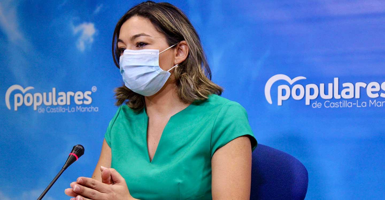 """Alonso recuerda al PSOE que """"el PP-CLM quiere que en el Pleno por el Día de la Mujer que se hable de todos los problemas que afectan a las mujeres de la región"""""""