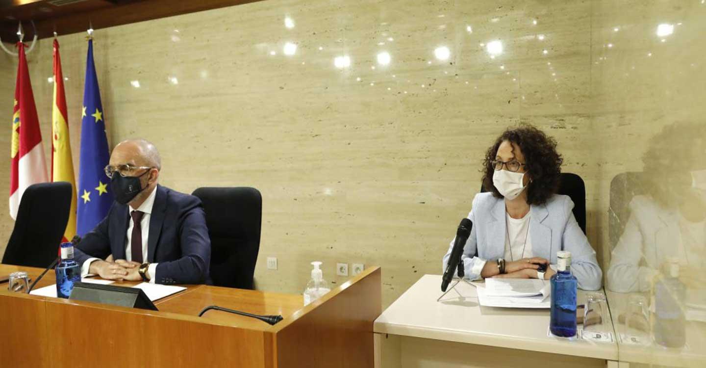 Castilla-La Mancha está capacitada para administrar 200.000 dosis de vacuna contra el COVID-19 semanalmente