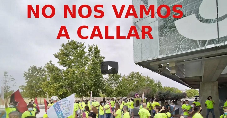 El comité de huelga de informáticos del Sescam puntualizan y desmienten las declaraciones vertidas por el director general de Recursos Humanos del Sescam, Iñigo Cortázar