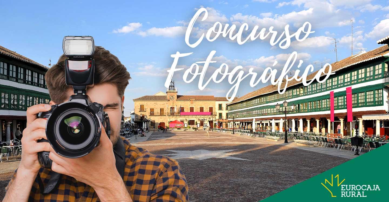 Resaltar la belleza de nuestras plazas e incentivar el turismo local, objetivos del concurso fotográfico 'Calendario 2022' de Eurocaja Rural