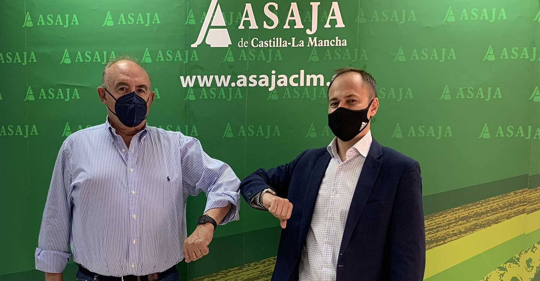 Condiciones ventajosas para agricultores y ganaderos a través de un convenio de colaboración entre ASAJA CLM y BBVA