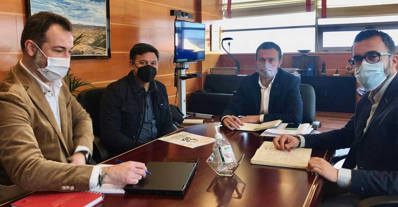 El Gobierno de Castilla-La Mancha aboga por abordar de forma multidisciplinar la solución a la problemática de los daños por conejo de monte a los cultivos agrícolas