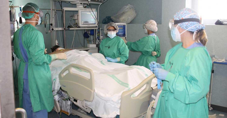 Confirmados 163 nuevos casos de coronavirus en Castilla-La Mancha