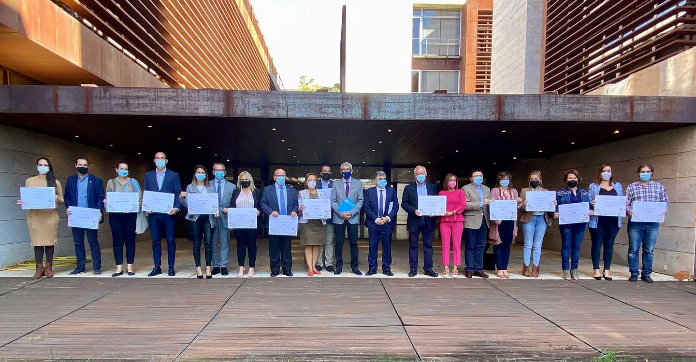 La Consejería de Bienestar Social acoge el acto de entrega de reconocimientos de Ciudades Amigas de la Infancia de Unicef