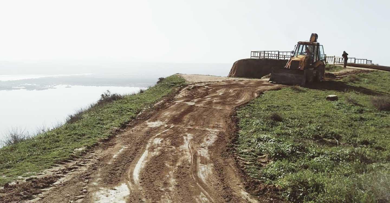 """La Consejería de Desarrollo Sostenible deniega el permiso para rodar """"Cuéntame"""" en el Monumento Natural de las Barrancas."""