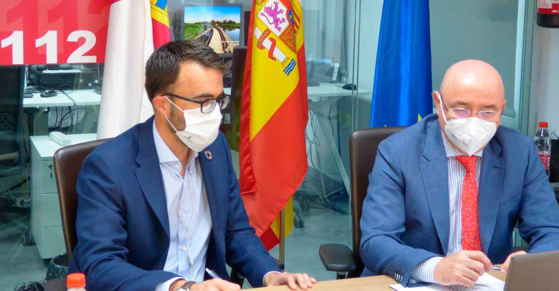 Constituida la Comisión de Seguimiento del Protocolo General de Actuación conjunta entre Madrid y Castilla-La Mancha ante emergencias