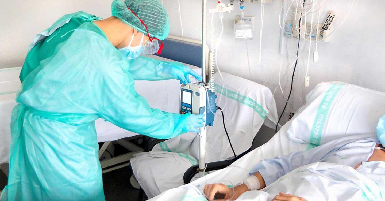 Castilla-La Mancha registra 494 nuevos casos por infección de coronavirus