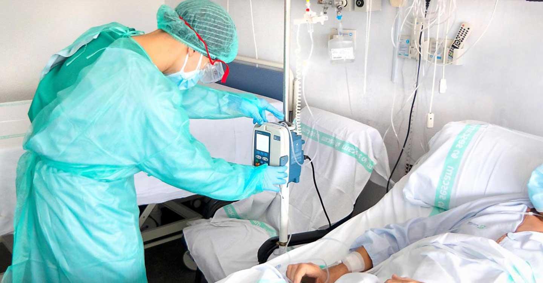 Se confirman 163 nuevos casos por infección de coronavirus en Castilla-La Mancha