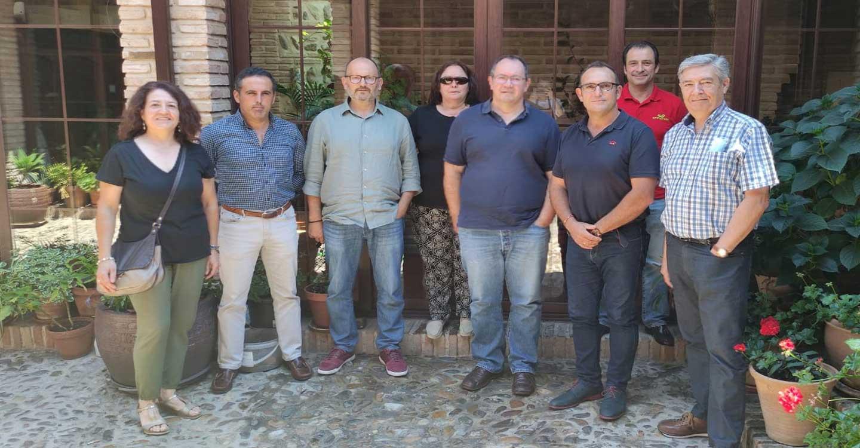 Crece la Asociación Española del Pistacho con la incorporación de la Federación de Asociaciones de Productores de Pistacho de CLM