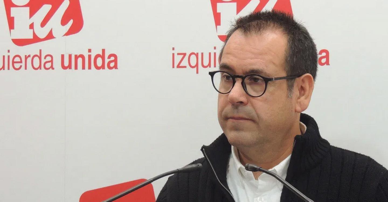 """Crespo (IU) califica de """"hipócrita"""" al PP C-LM y le pide acabar con su boicot a los fondos europeos"""