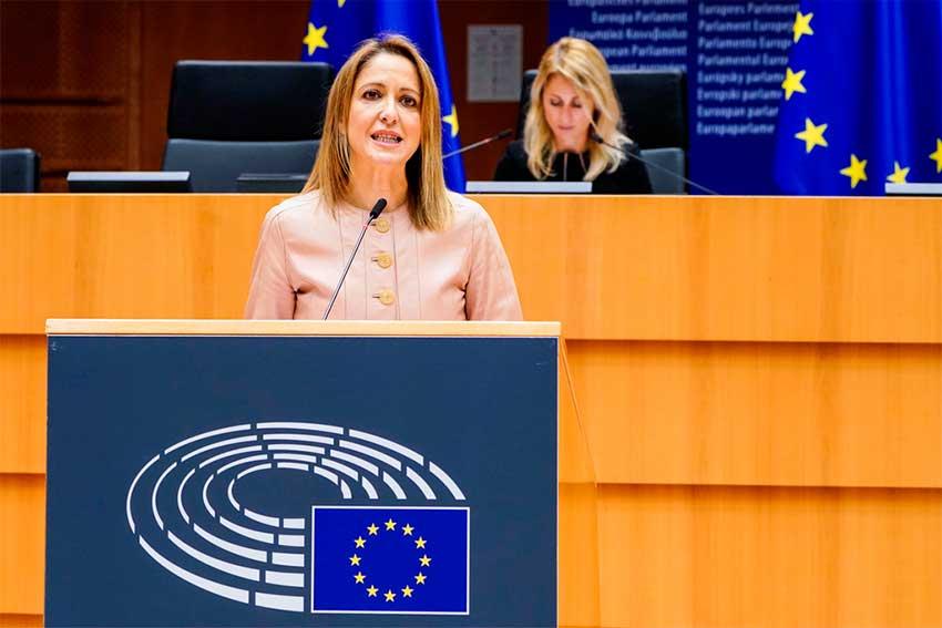 """Cristina Maestre: """"Necesitamos una Estrategia Europea para frenar la despoblación"""""""