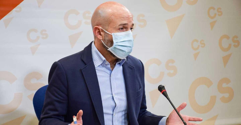 """Ciudadanos exige la tarjeta sanitaria única """"urgentemente"""" y pide a Page que """"no se limite a los convenios"""""""