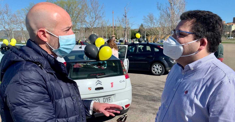 Ciudadanos exige a García-Page que reduzca la temporalidad entre los empleados públicos como marca la UE