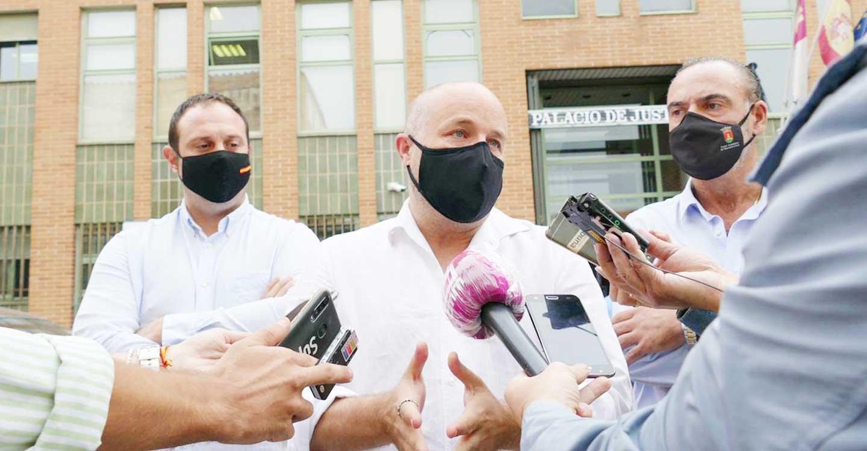 Cs trabajará desde las Cortes para que se mejoren las instalaciones del juzgado de víctimas de violencia de género de Talavera