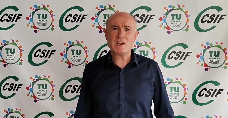 """CSIF insta a la Consejería de Educación a """"actualizarse"""" para situarse a la misma altura que los docentes"""