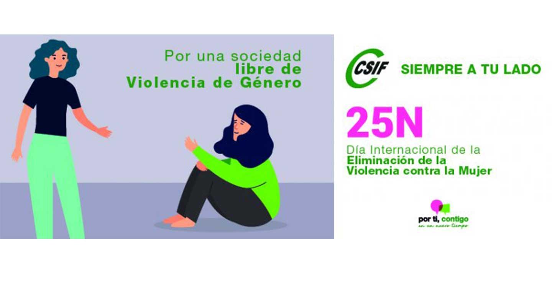 CSIF reclama a Justicia más medios y más personal para agilizar los procedimientos judiciales relacionados con la Violencia de Género