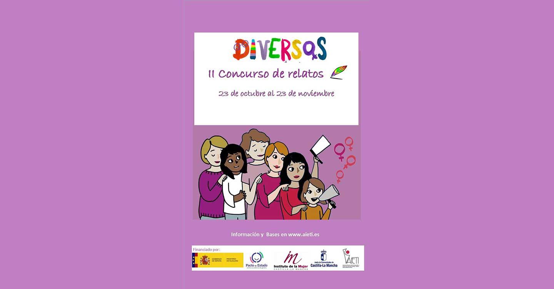 El cuento 'Dragón rojo' se hace con el primer premio del Concurso de Relatos contra la violencia de género de AIETI