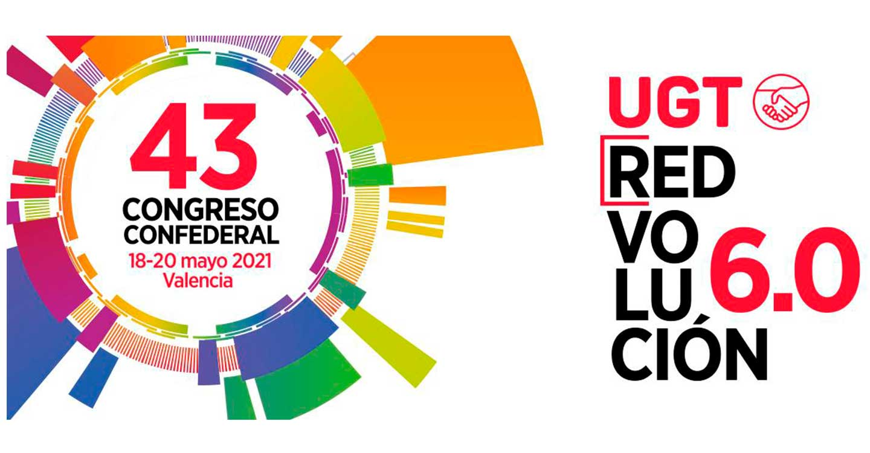11 delegados de UGT Castilla-La Mancha participan en el 43 Congreso Confederal que celebra el sindicato