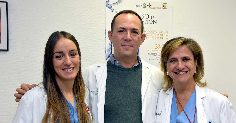 Destacados expertos abordarán en Talavera las últimas innovaciones tecnológicas para el tratamiento de la patología tiroidea y paratiroidea