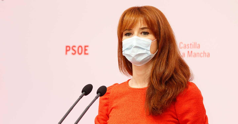 """El PSOE apuesta por el camino de la recuperación económica y de la vacunación en CLM como el """"único"""" frente a la COVID y pide lealtad al PP"""